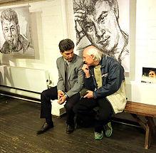 Выставка Немцов мост, Гальперин и Колесников
