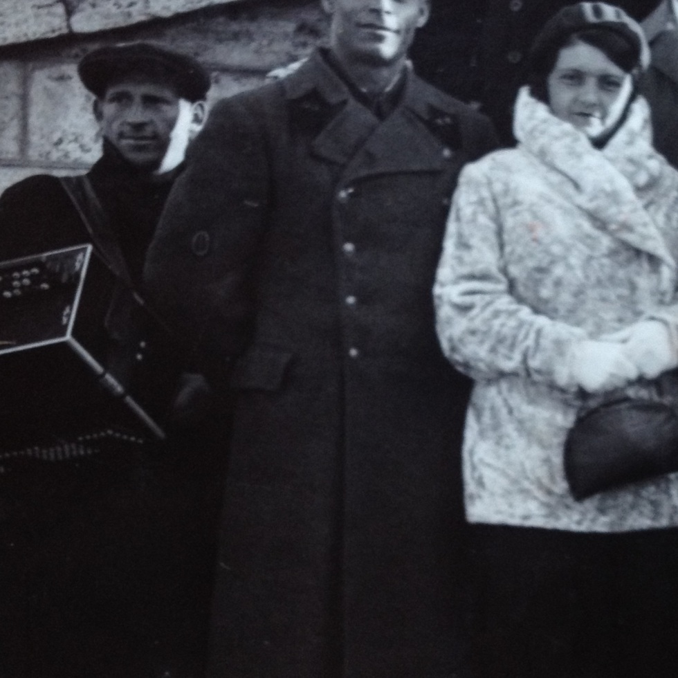 Нквдэшники на экскурсии в Пятигорске