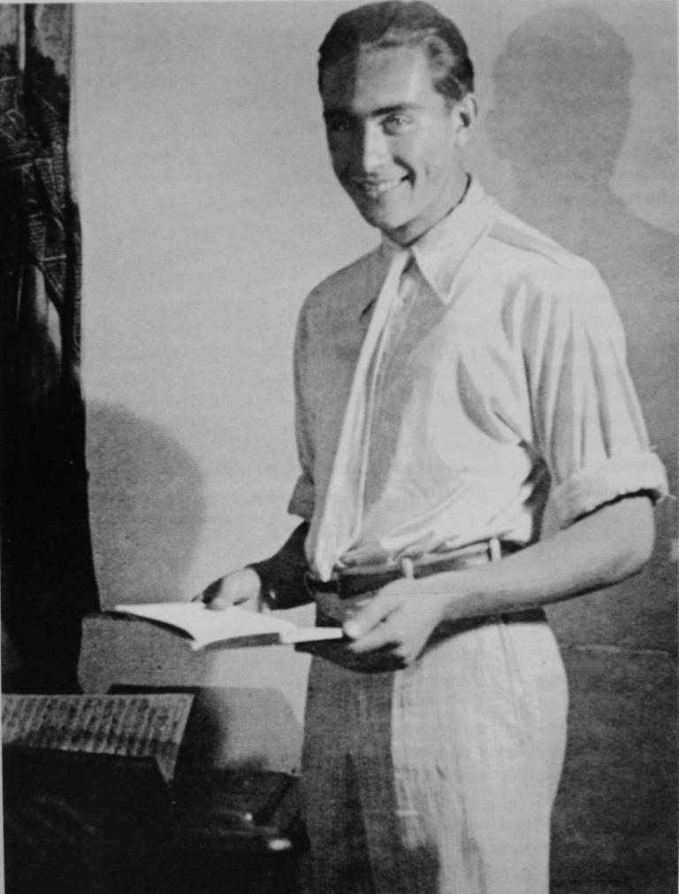 Влади́мир Серге́евич Тимирёв (детское прозвище Одя, 4 октября 1914 — 28 мая 1938, Бутовский полигон, Московская область) — русский художник.
